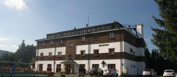 Horský hotel Belveder Železná Ruda