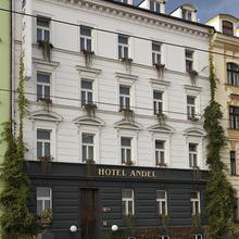 HOTEL ANDĚL Praha