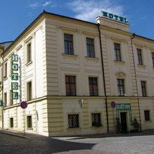 HOTEL ZLATÁ STOUPA