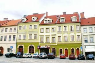 Hotel U Královny Elišky Hradec Králové