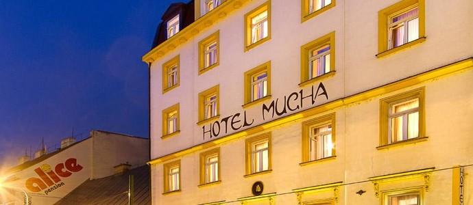 MUCHA HOTEL Praha