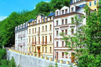 Karlovy Vary-Wellness hotel Jean de Carro