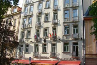 Hotel SAINT PETERSBURG Karlovy Vary