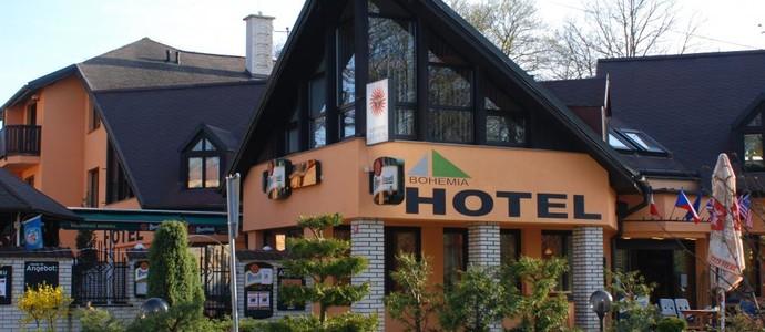 Hotel BOHEMIA relax Františkovy Lázně