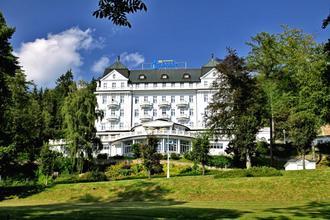 Mariánské Lázně-Wellness hotel Esplanade Spa & Golf Resort