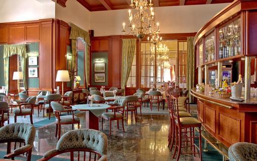 Wellness hotel Esplanade Spa & Golf Resort Esplanade lobby bar