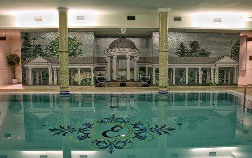 Wellness hotel Esplanade Spa & Golf Resort Esplanade bazén