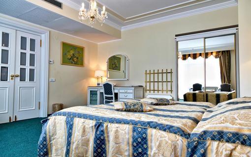 Wellness hotel Esplanade Spa & Golf Resort Esplanade suite