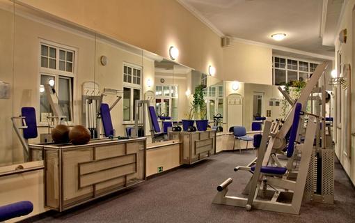 Wellness hotel Esplanade Spa & Golf Resort Esplanade fitness