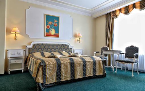 Wellness hotel Esplanade Spa & Golf Resort Esplanade dvojlůžkový pokoj