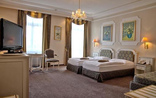 Wellness hotel Esplanade Spa & Golf Resort Dvoulůžkový pokoj twin