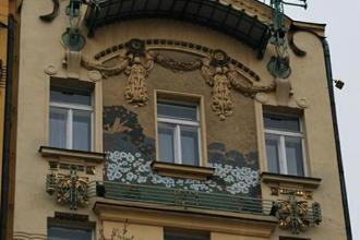 HOTEL MERAN Praha