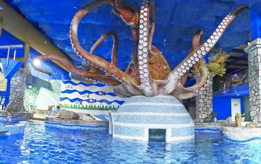 WELLNESS HOTEL BABYLON Aquapark