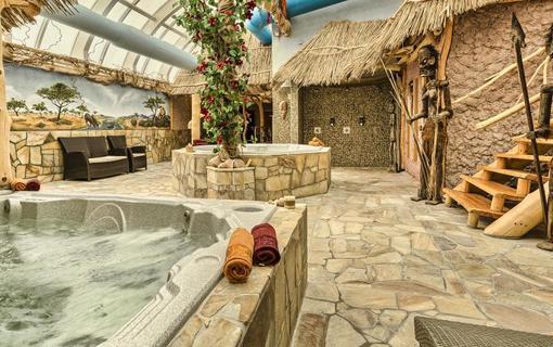 WELLNESS HOTEL BABYLON Wellness - Sauna Club Africana