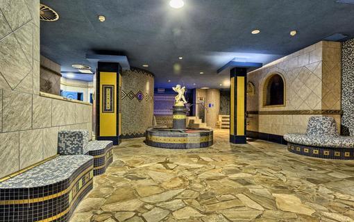WELLNESS HOTEL BABYLON Wellness Centrum