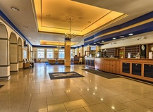 WELLNESS HOTEL BABYLON Recepce