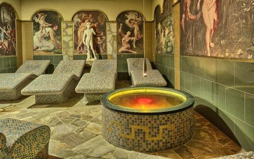 WELLNESS HOTEL BABYLON Tepidarium