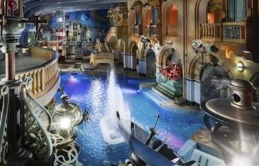 Pobyt s neomezenou zábavou (1 noc)-WELLNESS HOTEL BABYLON 1154265773