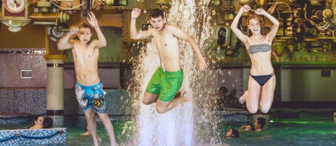 WELLNESS HOTEL BABYLON-Liberec-pobyt-Pobyt s neomezenou zábavou (3 noci)