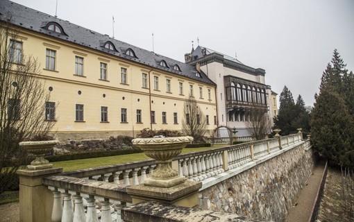 Romantika na zámku-Chateau Zámek Zbiroh 1153884117