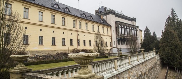 Chateau Hotel Zbiroh 1157641405