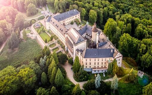 Romantika na zámku-Chateau Zámek Zbiroh 1153884115