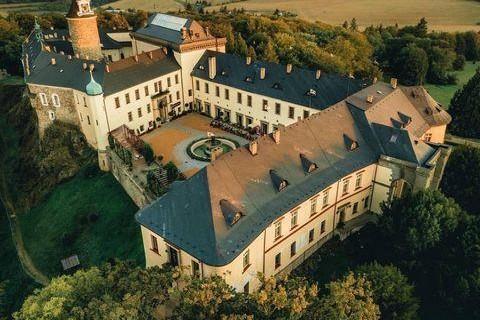Romantika na zámku-Chateau Zámek Zbiroh 1153884119