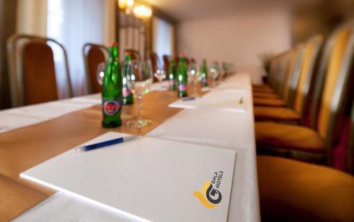 Chateau Monty SPA Resort Salonek Bohemia