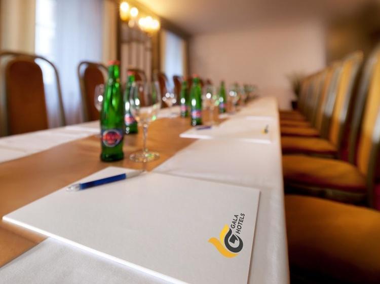 Chateau Monty SPA Resort Salonek Bohemia 2