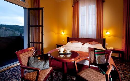 Chateau Monty SPA Resort DeLuxe pokoj