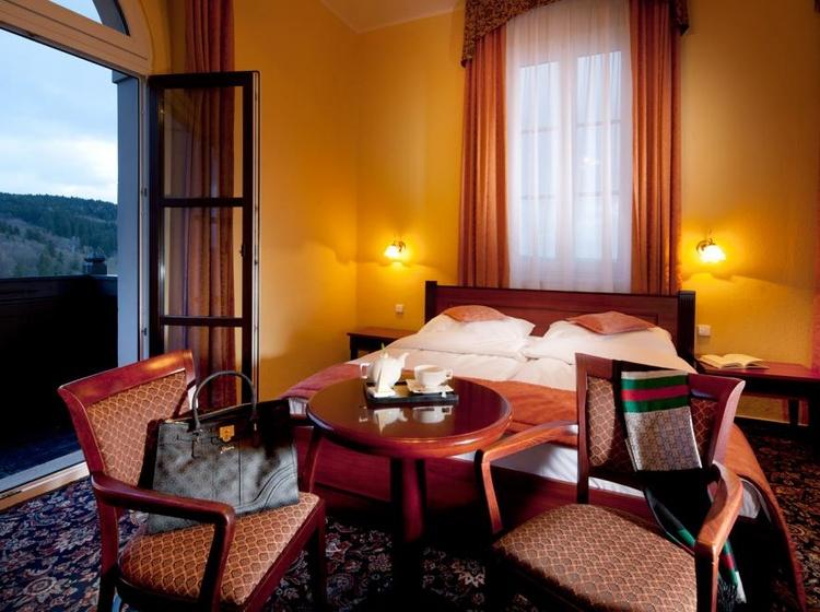 Chateau Monty SPA Resort DeLuxe pokoj 2