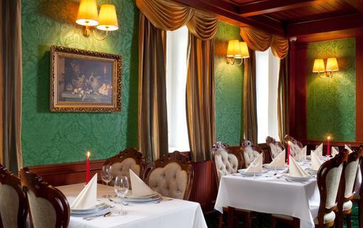 Chateau Monty SPA Resort 1154266381