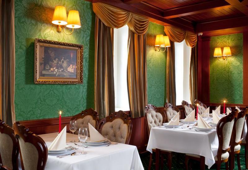 Chateau Monty SPA Resort 9