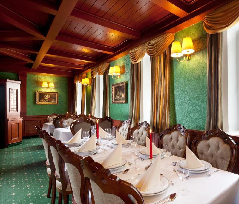 Chateau Monty SPA Resort 11