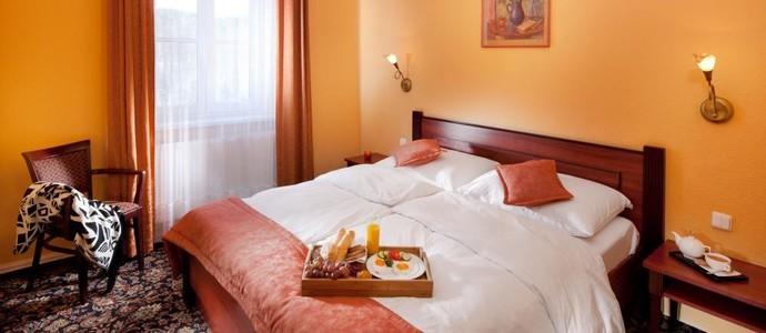 Chateau Monty SPA Resort-Mariánské Lázně-pobyt-Wellness pobyt 366 dní plných prožitků