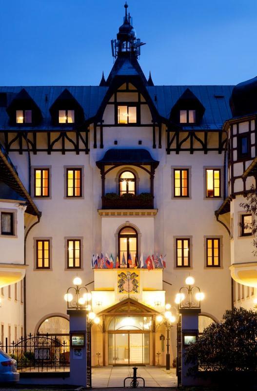 Chateau Monty SPA Resort 33