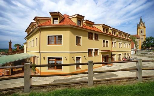 Romantický pobyt v podzámčí-Hotel Záviš z Falkenštejna 1151624749