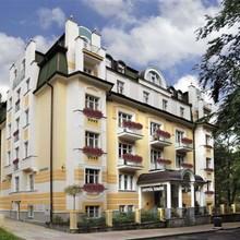 Villa Savoy Spa & Wellness Mariánské Lázně
