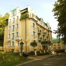 SPA Park Hotel Villa Savoy Mariánské Lázně 42312568