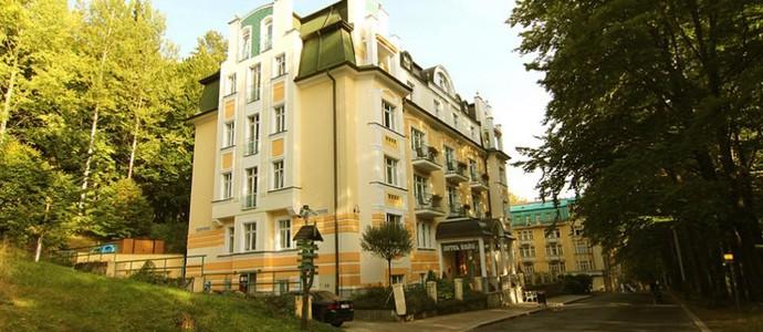 Villa Savoy Spa & Wellness Mariánské Lázně 1116453578