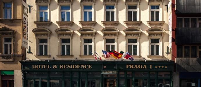 Hotel&Residence Praga 1 Praha
