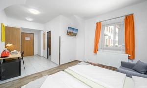 Inter Hostel Liberec Apartmán