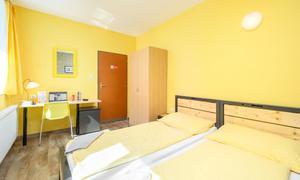 Inter Hostel Liberec Dvoulůžkový pokoj