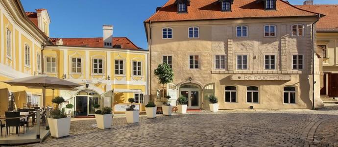 BELLEVUE HOTEL ČESKÝ KRUMLOV Český Krumlov