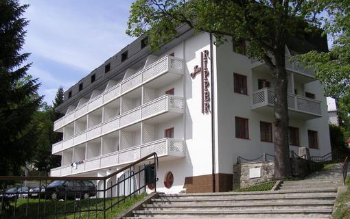 Lázeňský dům Jan Ripper