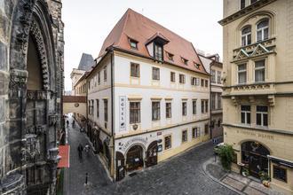 Hotel Černý slon Praha