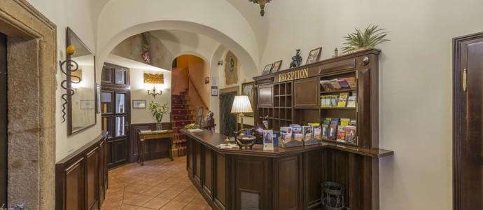 Hotel Černý slon Praha 44552086