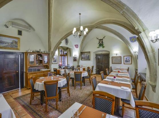 Hotel Černý slon Restaurace