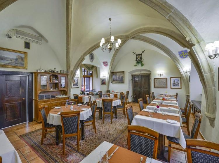 Hotel Černý slon Restaurace 2