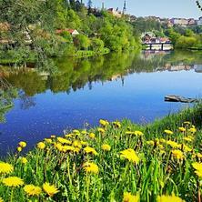 Romantika u řeky